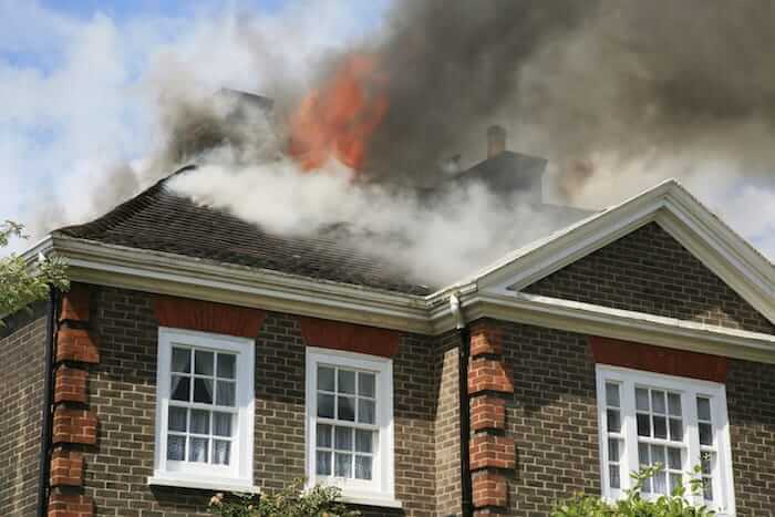 Damaged by Smoke: Is it Safe to Stay in a Home with Smoke Damage